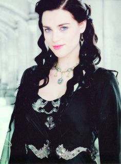 Morgana color manip. *__*