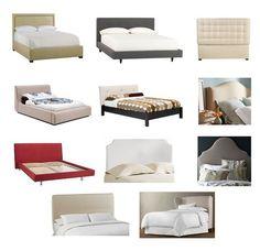 Bedroom Style Sourcelist: Upholstered Beds & Headboards