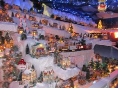 Annual Christmas Village Display at the Saint Fidelis Friary in Sinajana, GUAM!