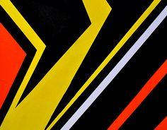 PaintingGeometric abstractionAcrylic on canvas