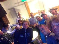 Tour de France recovery club!