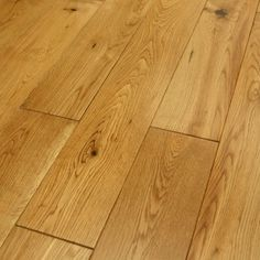 Solid Oak (Smooth & Lacquered) 18mm x 125mm - enlarged view