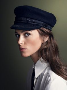 Keira Knightley for Glamour Magazine, November 2014.