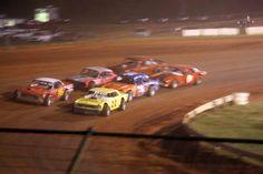 vintage racing Ridge Runner, Old Race Cars, Dirt Track Racing, Sprint Cars, Vintage Race Car, Good Ole, Car Stuff, Car Pictures, Nascar