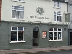 The Orange Tree - The Voom Blooms played their final gig here in March 2009 England, March, Orange, City, Outdoor Decor, Home Decor, Decoration Home, Room Decor, Cities