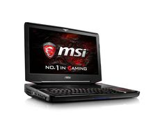 "MSI VR Ready GT83VR Titan SLI-024 18.4"" Extreme Gaming Laptop GTX 1080 Dual SLI i7-6920HQ 64GB 1TB SSD + 1TB Windows 10: Amazon Warehouse Deals"