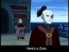 'The Nomads' featuring Uncle singing The Zuko song! >> Zuko, Zuko, AANG!! [follow the link to view the video]