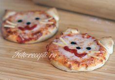 Детская пицца на день рождения
