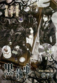 Ciel and Sebastian | Kuroshitsuji - Black Butler #Anime #Manga
