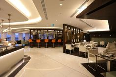 Etihad Opens Premium First And Business First Class Lounge In Sydney