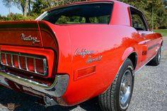 1968 Ford Mustang California Special GT/CS for sale #1783370   Hemmings Motor News