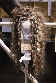 Bellatrix Lestrange's Hair