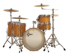 "Gretsch USA Custom 125th Anniversary Kit • Millenium Maple Gloss • 22""x16"" ; 12""x8"" ; 14""x14 ; 16""x16"" ; 14""x6.5"" (20 lugs)"