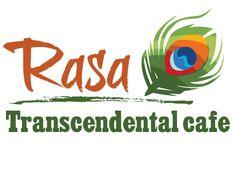 Rasa Transcendental Cafe, Burnaby logo design