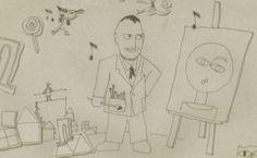 Video de Paul Klee para niños en inglés