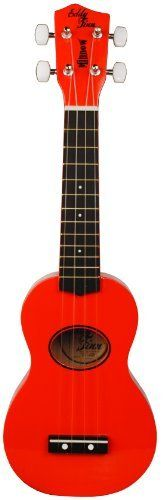 Eddy Finn Minnow EF-MN-OR Ukulele, Matching Orange Gig Bag Included by Eddy Finn. $39.95. Increased it will give your single notes and lead