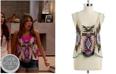 Victorious Fashion, Outfits, Clothing and Wardrobe on Nickelodeon's VictoriousShopYourTv   Page 2