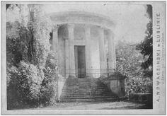 Swiatynia Sybilli  (Temple of Sybil). Picture taken by Aleksandra Nowaczyńskiego around 1879 (Puławy, Poland) Palaces, Castles, Poland, Museum, History, City, World, Travel, Beautiful