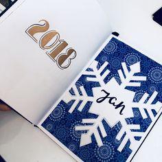 Bullet Journal 2018 January