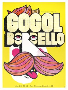 gogol bordello - start wearing purple!