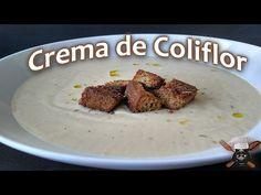 Crema de Coliflor | Cocina