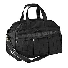 cac5b0ab133c Lug Airbus Weekender Bag Midnight Black One Size * Details can be found by  clicking on