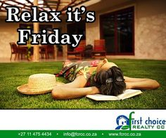 You should be relaxing in your new home on Boxing Day! First Choice Realty CC could make the dream come true with our affordable housing packages. Contact us in the new year for more information. For now though enjoy the holidays. First Choice, Affordable Housing, Dream Come True, Timeline Photos, Boxing, Investing, New Homes, Relax, Posts