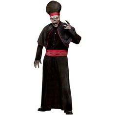 Zombie High Priest Costume for Men