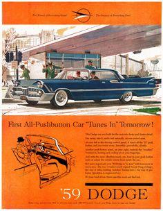 Chrysler Corp, 1959