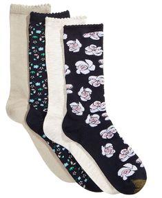 STANCE SOCKS NEW Women/'s The Fairest Socks Grey BNWT