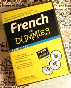 Learn to speak French = Audio  :)