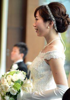 ブライダルギャラリー ヘッドドレスやネックレスなど、ブライダルアクセサリーの通販|accessoire★アクセソワ