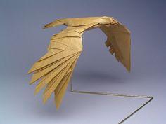 Golden Eagle by Robert J. Lang