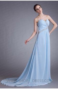 prom dress #blue #prom #party #dresses