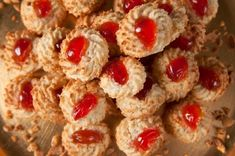 Maltese Cherry Pastini ... a special treat for a local feast ! [gluten free, lactose free]