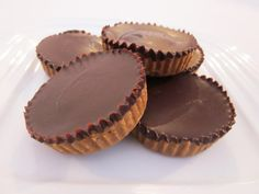 Double Peanut Butter Chocolate Cups | Nutrimost Recipes