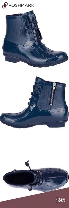 202c9c05f31f8 Women s Sperry Duck Boots Women s Sperry Boots new in box. Sperry Shoes  Winter   Rain