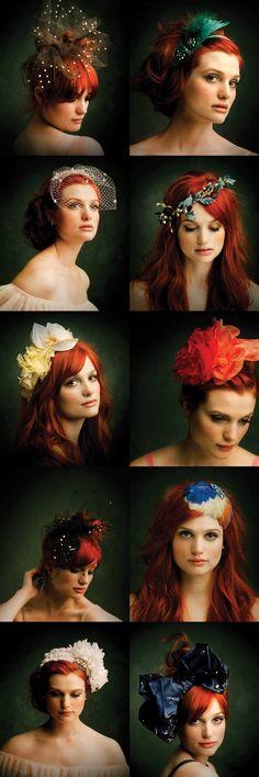 Royal Wedding Style - Fascinated by Fascinators | Letterpress wedding invitation inspiration | Bella Figura