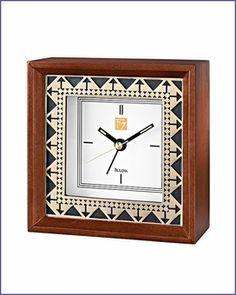 Frank Lloyd Wright Beth Shalom Alarm Clock