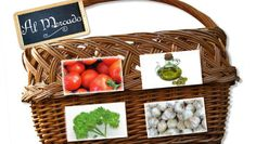 Al mercado, descargable para trabajar el vocabulario de los alimentos y para la concentración y observación.