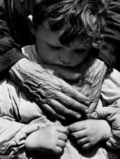 vincenzo balocchi, portrait d'enfant, 1940