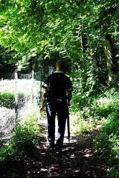 A summer walk