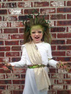 medusa halloween kids costume - Medusa Halloween Costume Kids
