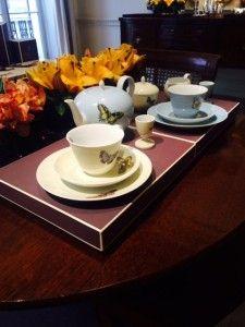 Asprey Butterfly Tea Set Tea Set, Table Settings, Butterfly, Table Decorations, Luxury, Home Decor, Decoration Home, Room Decor, Tea Sets