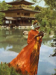Caftan, Vogue Italia 1971