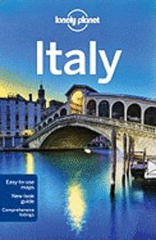 """Lonely Planet's #1 selling European country guide!Visitors to Italy are bombarded by sights, scenes and flavors palaces and museums overflowing with art, Renaissance gardens, gourmet food markets. Come enjoy the """"vita bella"""" (beautiful life). This full-color guide with 3D illustrations of major highlights and insightful features on seasonal and regional food and outdoor activities is essential for those wanting to see the best Italy has to offer!15 authors, 13 volcanoes, 7600"""