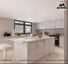 Fresh D Designs Panda Kitchens