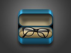 Glasses App Icon