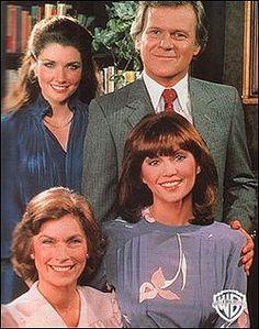 Dallas (1978 TV series) - The Barnes'