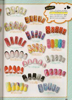 My little world of polish by Lily Nail: bible japan nail art